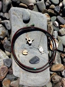 Beach installation