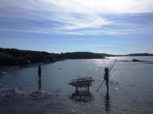 Sherkin Island installation