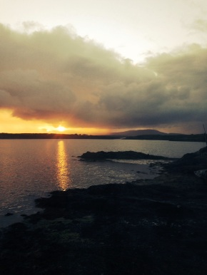Sherkin Island Sunset