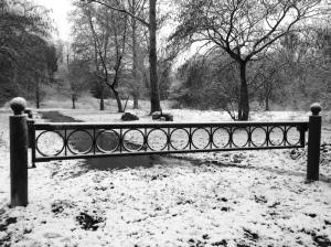 Snow gate