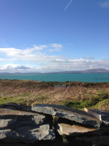 Every wall is the threshold to a stunning view on Sherkin Island