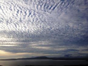 mackerel-skies