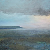 The weather is changing small. Jo Ashby. Acrylic_