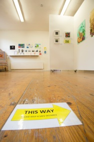 Sherkin Island's annual community exhibition is operating a one-way system. ©RobbieMurphy
